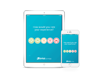 In-app feedback survey