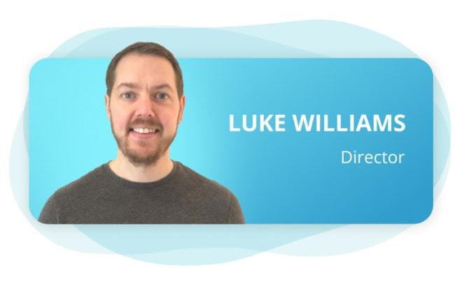 Meet the team Luke Williams