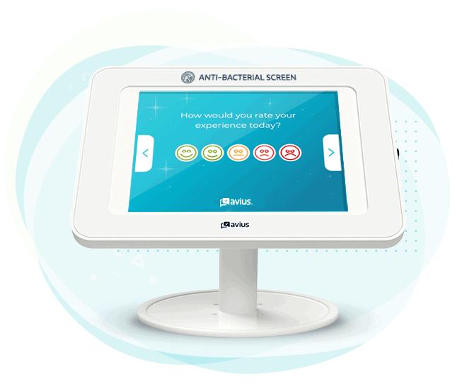 Customer Satisfaction Survey Kiosk