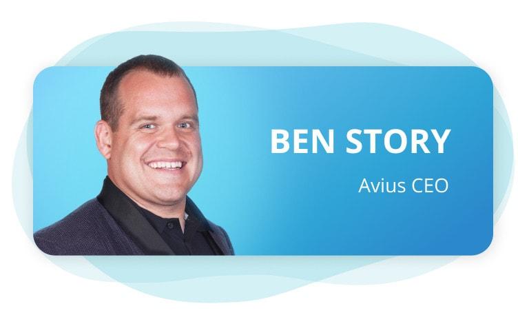 Meet The Team Ben Story CEO